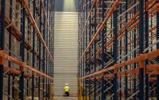 warehouse refurbishments
