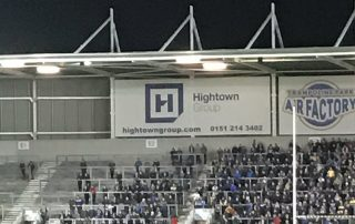 Hightown Group at St Helens RLFC