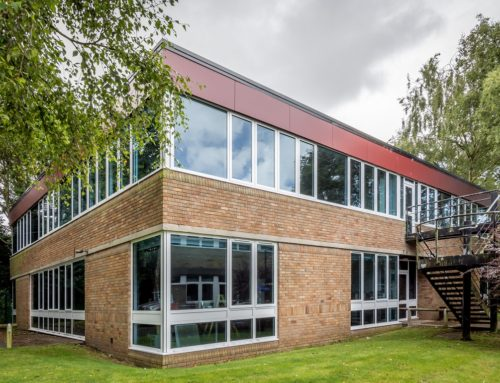 Bring Your School Building into the 21st Century