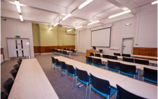 education building refurbishment