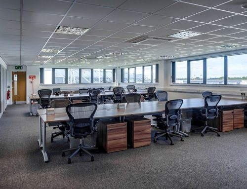 Improving Staff Morale with an Office Refurbishment