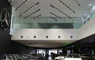 car dealership refurbishment